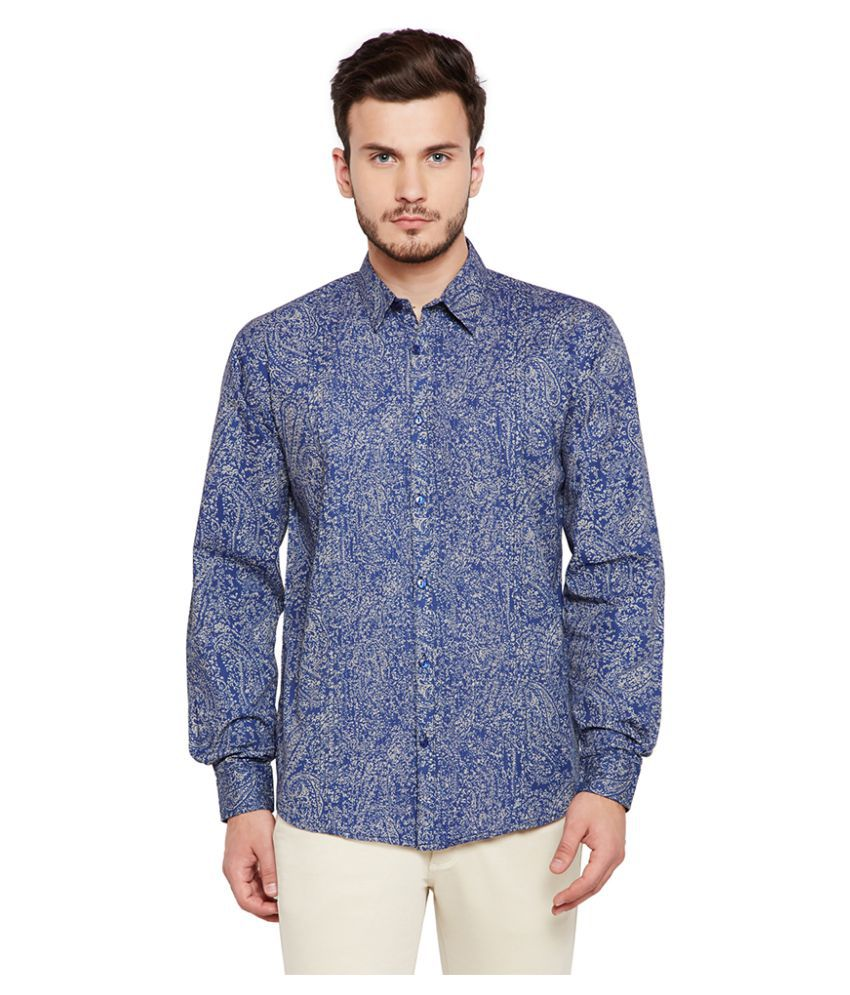 833e7591db7 Oxolloxo 100 Percent Cotton Shirt - Buy Oxolloxo 100 Percent Cotton Shirt  Online at Best Prices in India on Snapdeal