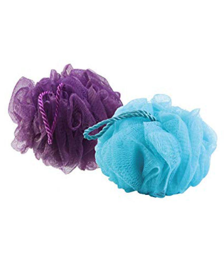 Gubb Bath Loofahs & Sponges Artic And Lilac Bath Sponge Blue Pack of 2