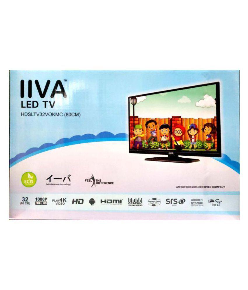 IIVA LED TV IIVA LED 55 IN. 4K 139 cm   55   Ultra HD  4K  LED Television