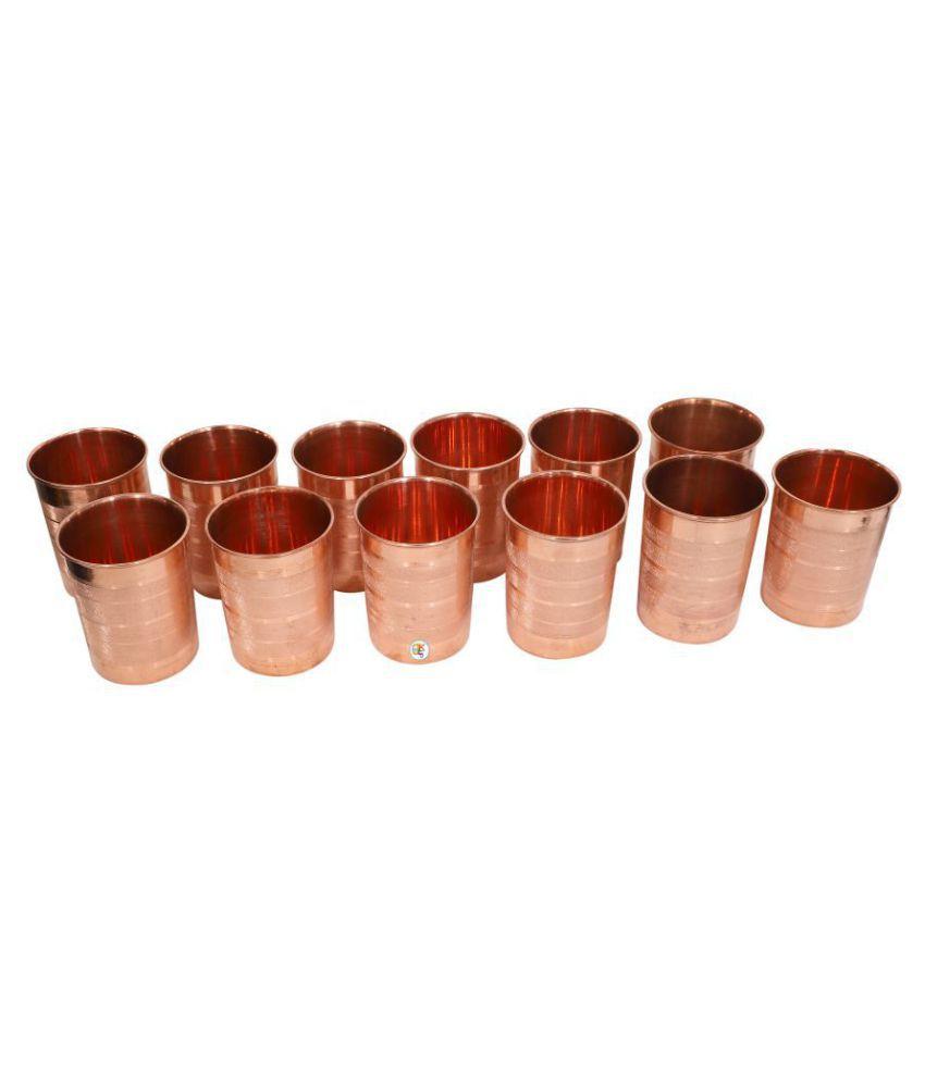 KDT Copper 250 ml Glasses