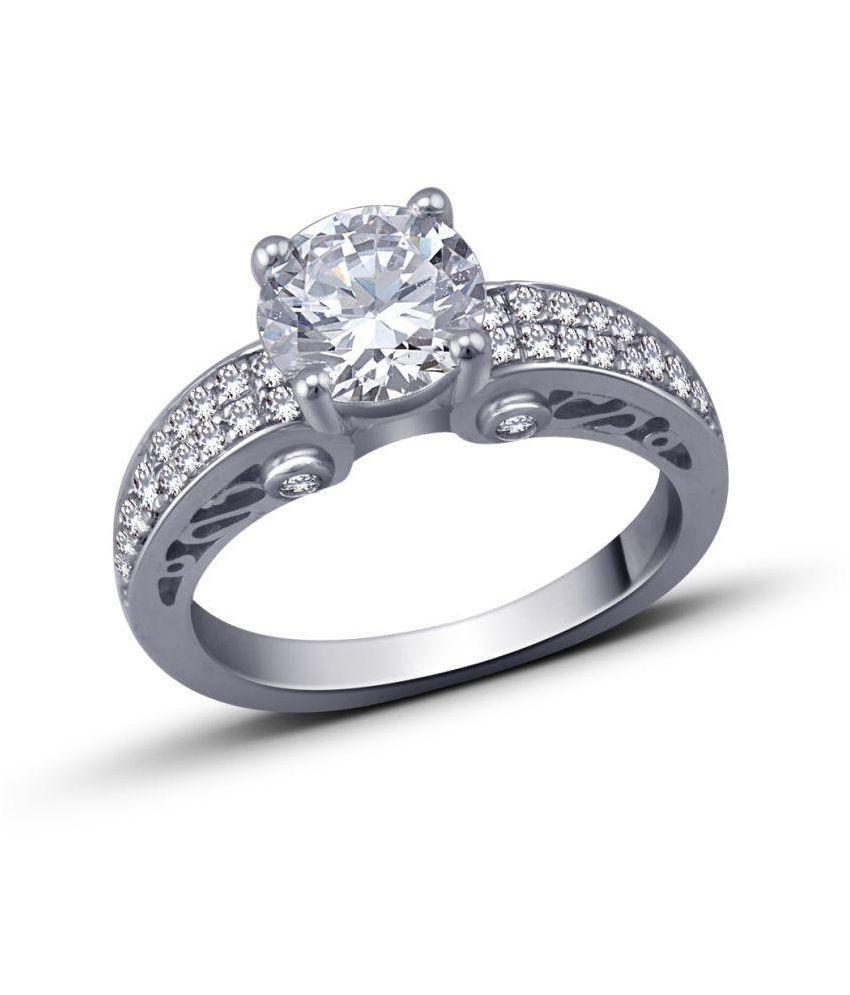 BALZO 92.5 Silver Ring
