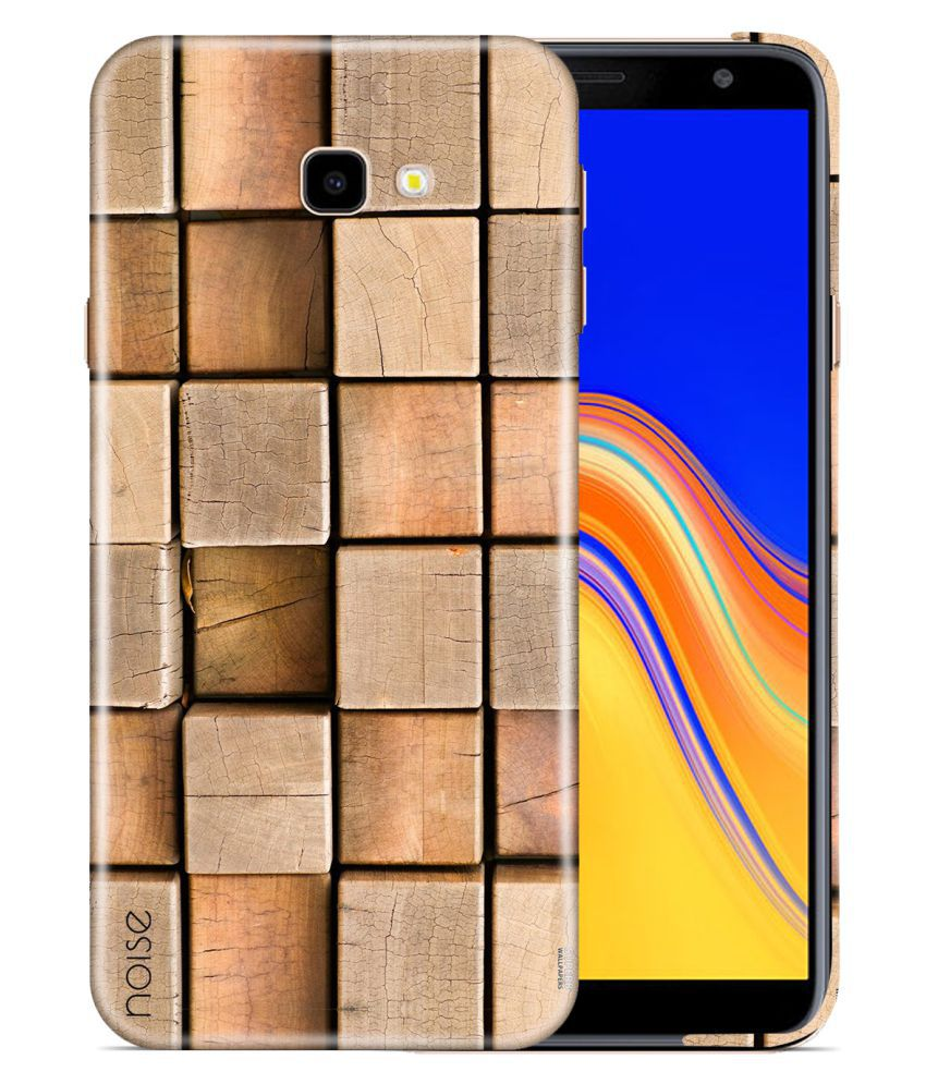Samsung Galaxy J4 Plus Printed Cover By Noise Printed Back Covers Online At Low Prices Snapdeal India