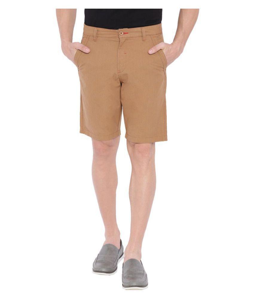 Balista Brown Shorts