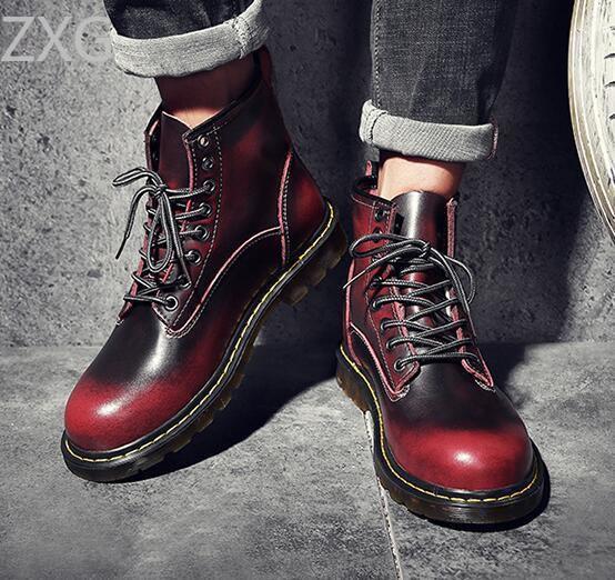 Niti Red Casual Boot