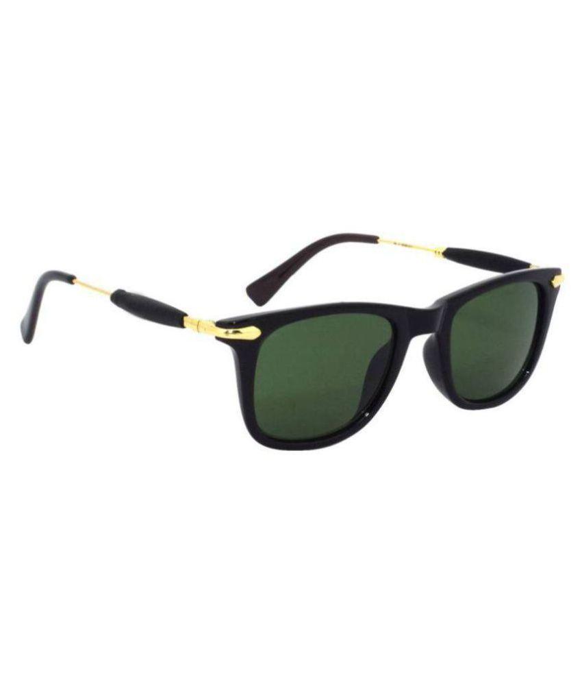 c663058ea6 ... Sunglasses Golden Mercury New Fancy Square Goggles For Kids  Boys    Girls ...