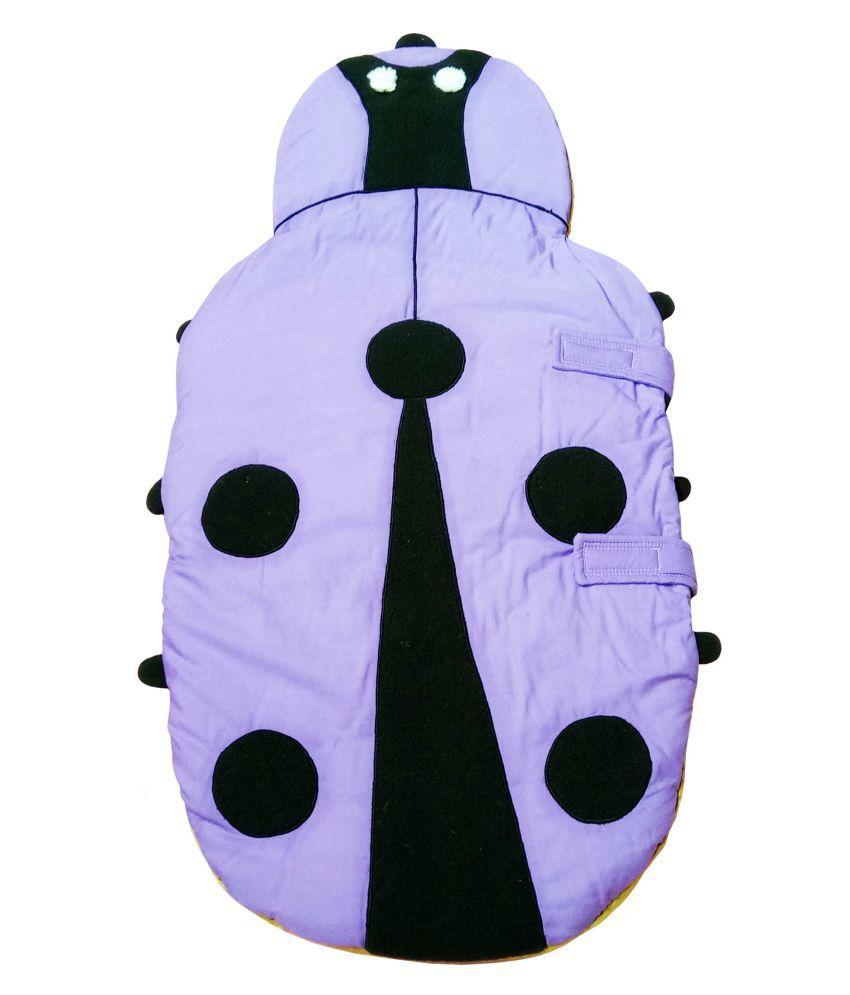 Hugs'n'Rugs Multi-Colour Cotton Sleeping Bags ( 70 cm × 40 cm)