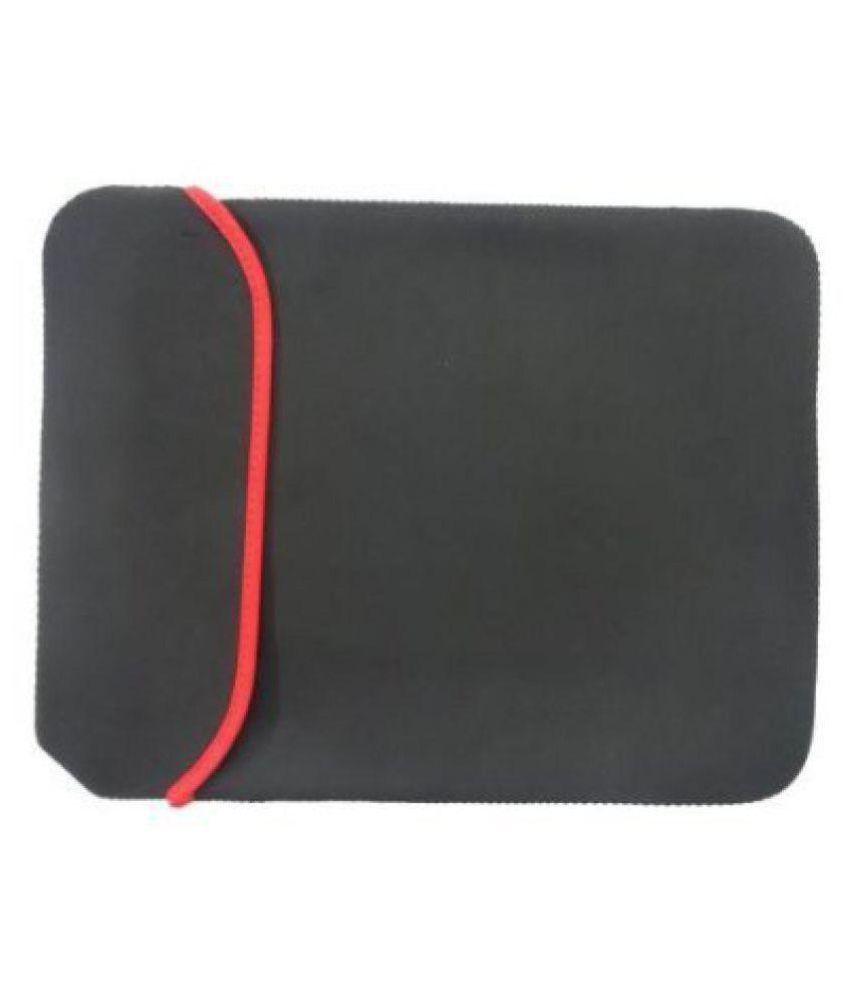 Storite Black Laptop Sleeves