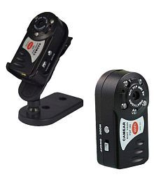 FELEEZ Q7 MINI DV (640 x 480 (SD): 30p / 25p) MP Video Camera