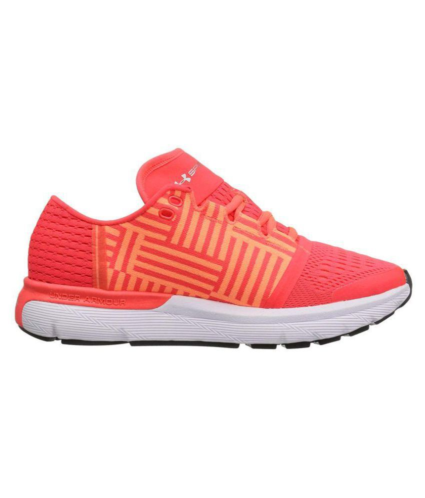 584c68b4e Under Armour Pink Running Shoes Price in India- Buy Under Armour ...