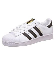 69786fb5e1c5 Quick View. Adidas Superstar Sneakers White Casual Shoes
