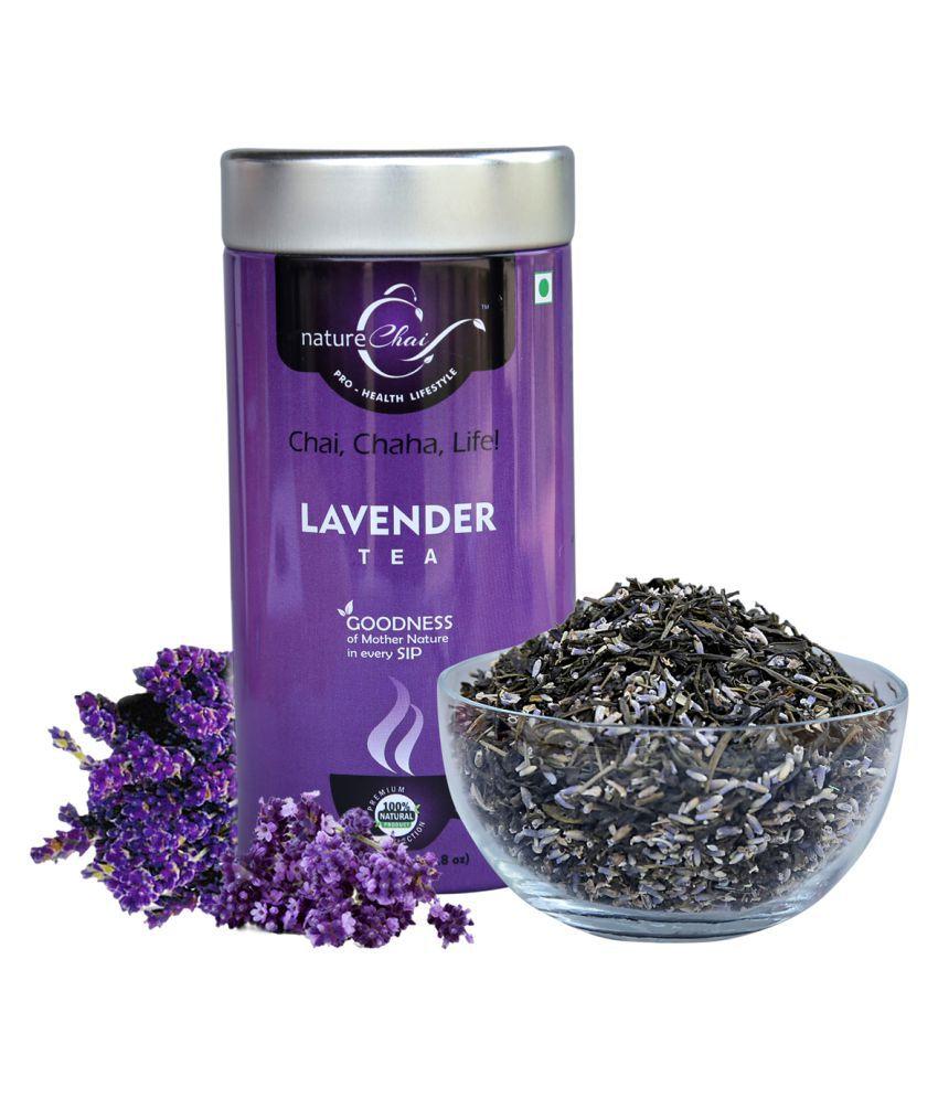 nature Chai Lavender Tea Loose Leaf 50 gm