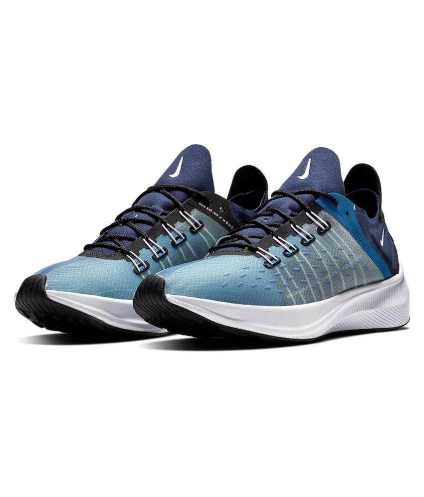 Nike EXP X14 Running Shoes Blue: Buy