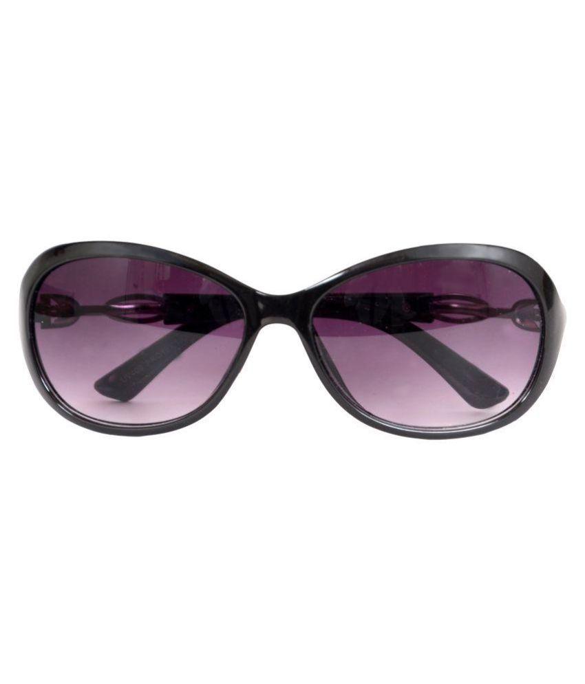 Vartika  Voilet Butterfly Sunglasses