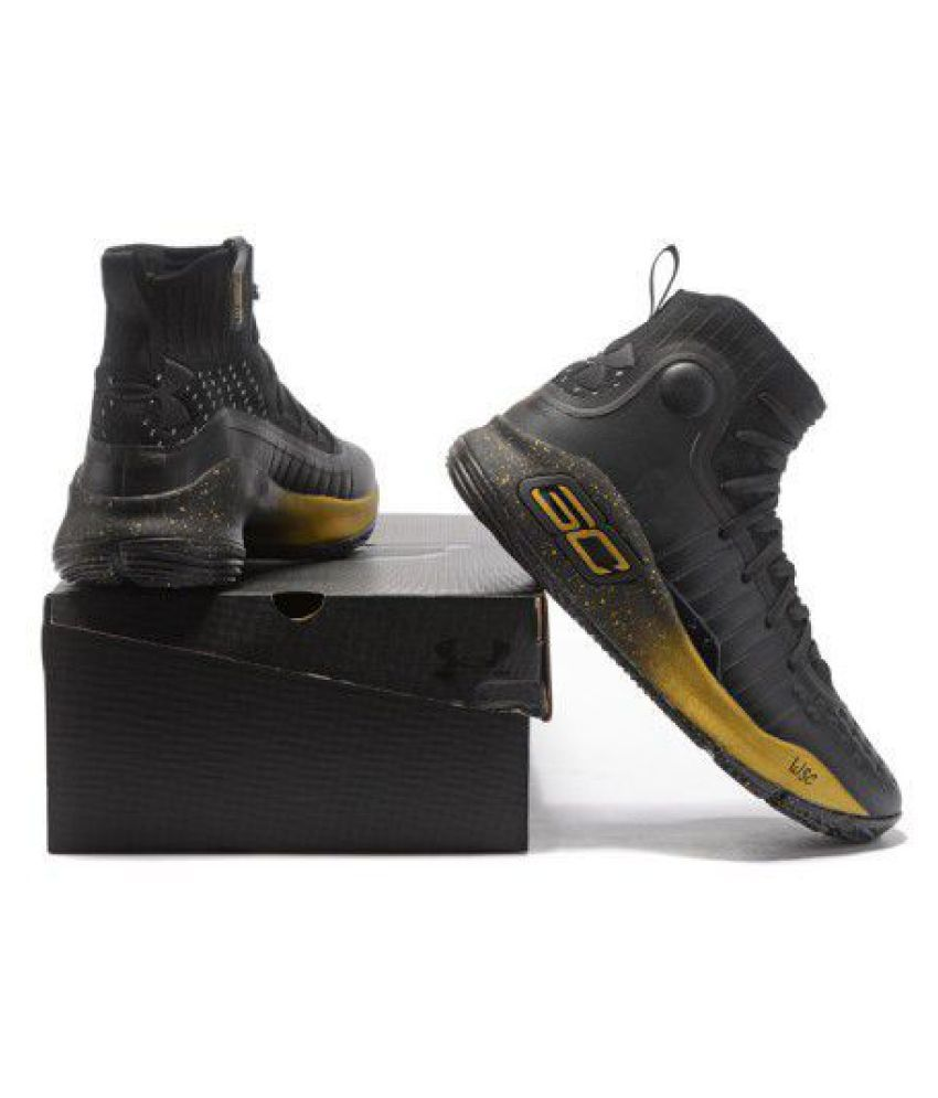 a117aebd0bc7 ... ireland under armour stephen curry 4 black basketball shoes caf18 71054