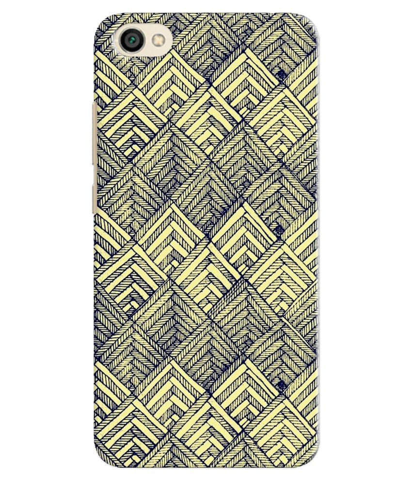 Vivo V5 Plus Printed Cover By HI5OUTLET