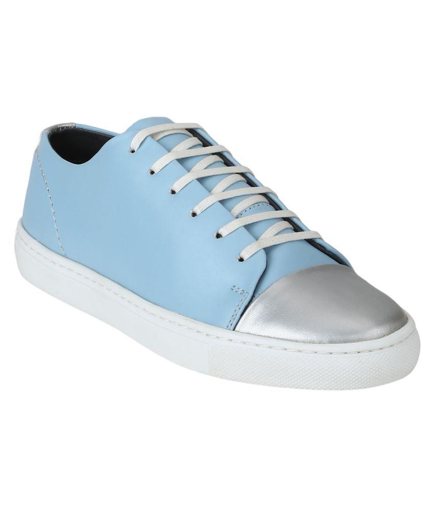 Aditi Wasan Blue Casual Shoes