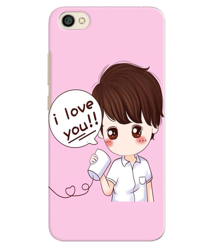 RealMe 1 Printed Cover By HI5OUTLET