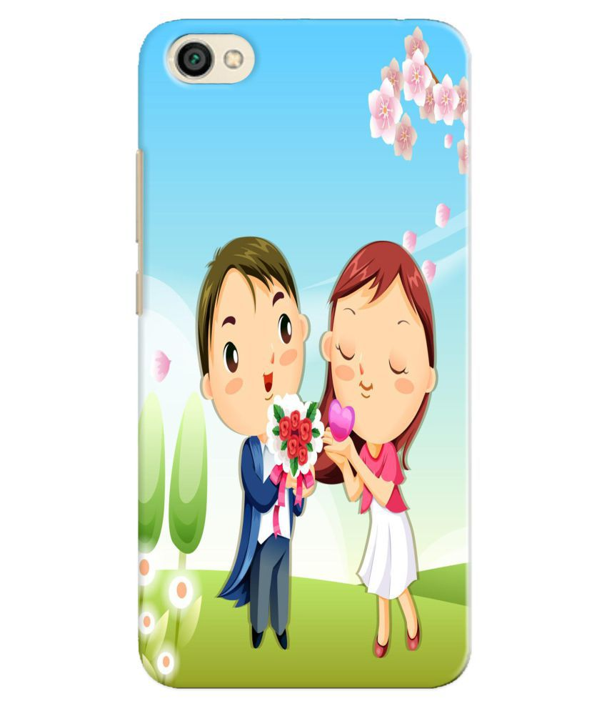 Oppo A71 Printed Cover By HI5OUTLET