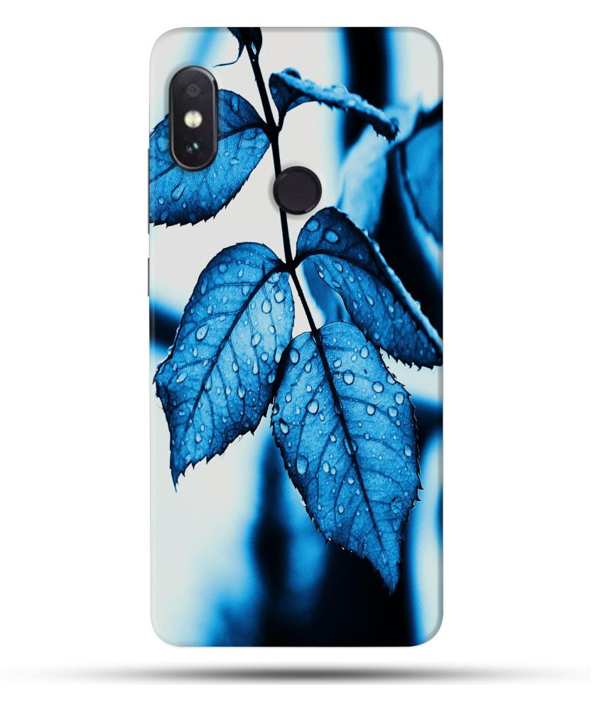 Xiaomi Redmi Note 5 Pro Printed Cover By HI5OUTLET