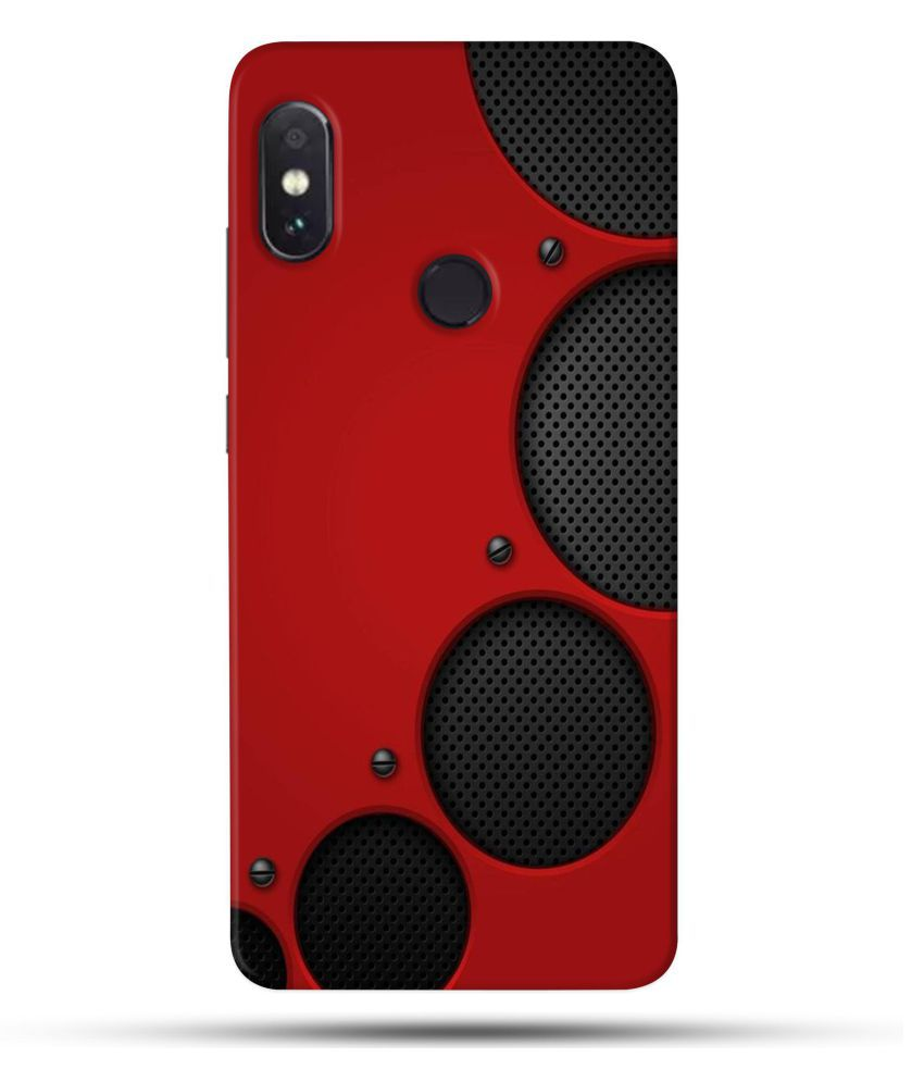 new style 98529 62439 Xiaomi Redmi S2 Printed Cover By HI5OUTLET