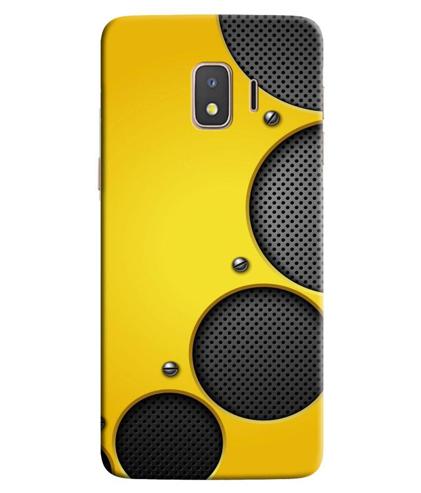 Samsung Galaxy J4 Printed Cover By HI5OUTLET