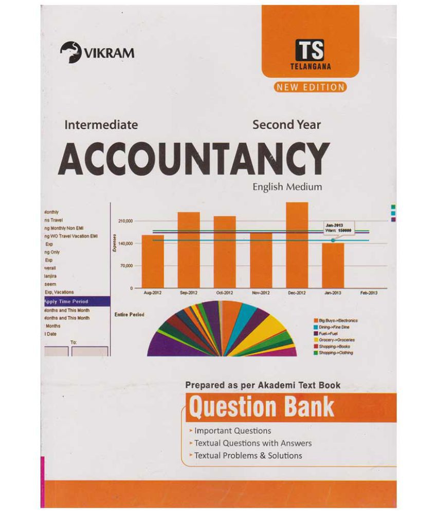 Telangana Intermediate Second Year Accountancy Question Bank (Ro)