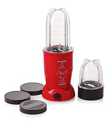 BMS Lifestyle BMS Nutriblender 400 Watt 2 Jar Juicer Mixer Grinder