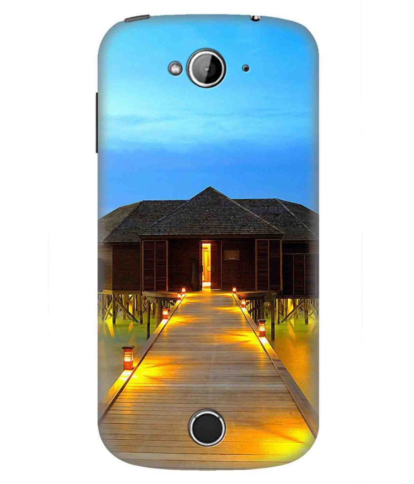 Acer Liquid Z530 3D Back Covers By 7C