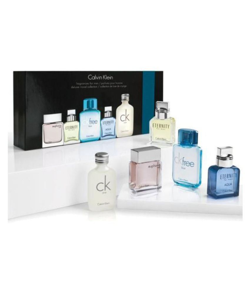 b81308e660 CK Perfume Perfume Gift Set (Set of 5 Miniatures)  Buy Online at Best  Prices in India - Snapdeal