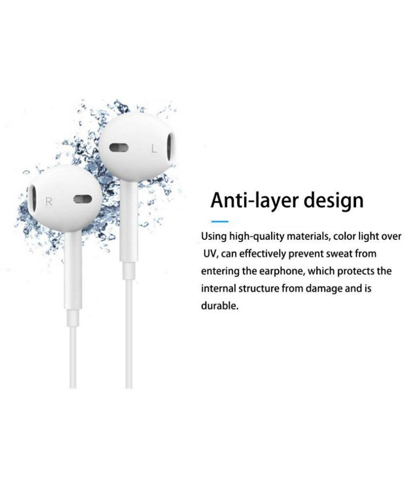 Sonicbay For Iphone Android Universal In Ear Wired Earphones With