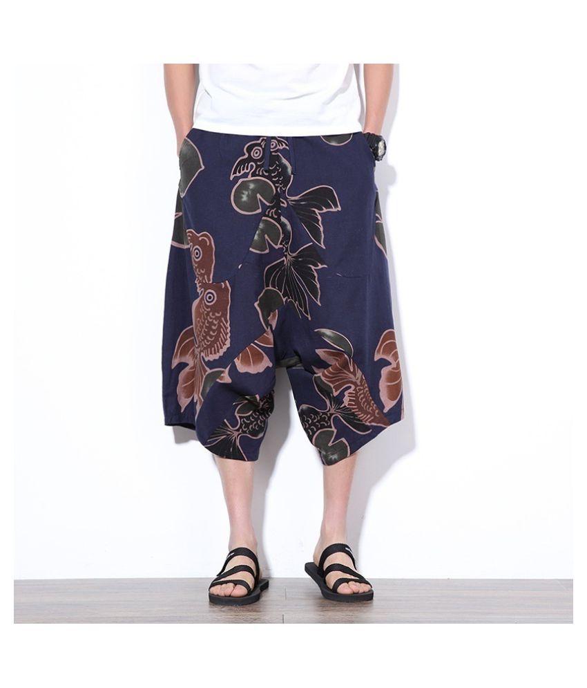 Haorun Blue Shorts