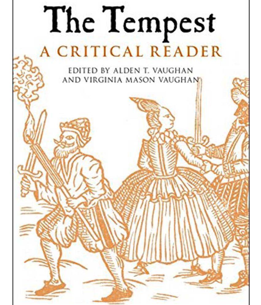 Tempest: A Critical Reader