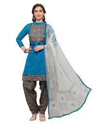 96182985bd Embroidered Salwar Suits: Buy Embroidered Salwar Kameez Online at ...