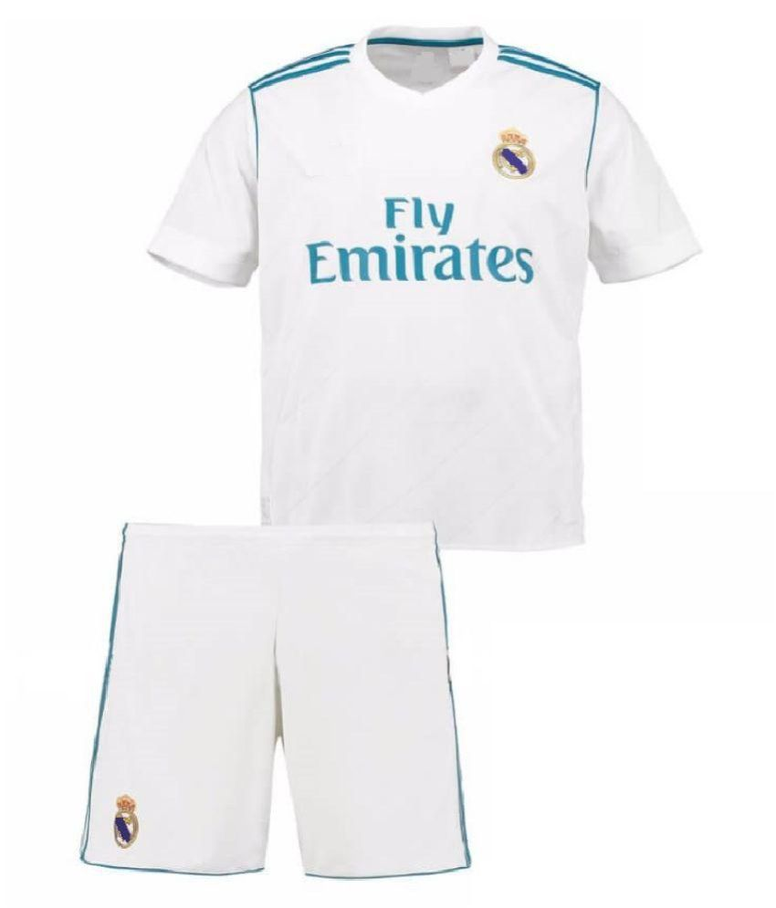 Marex White Polyester Jersey Single Pack