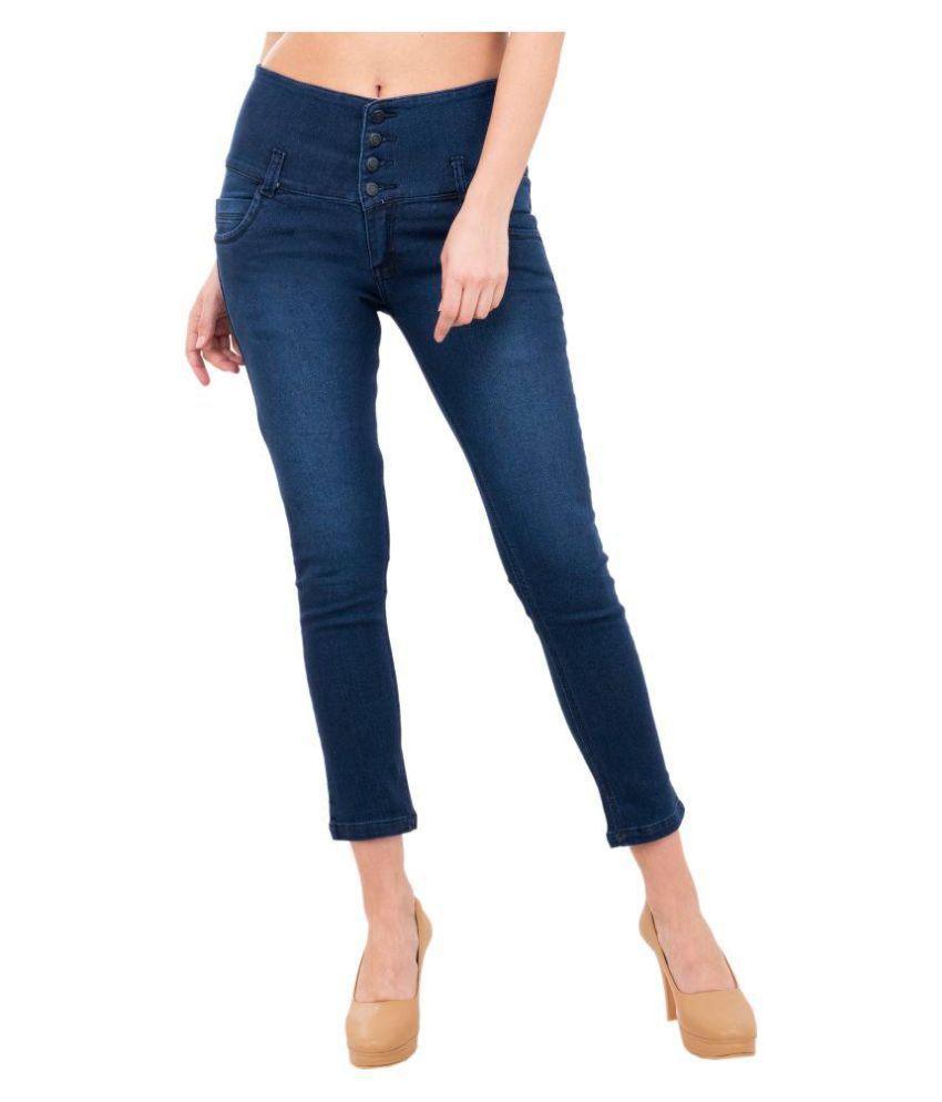 Surpriam Denim Jeans - Blue