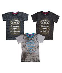 05d3554d26c4 Quick View. Port Deal Pack of 3 T-Shirts For Boys