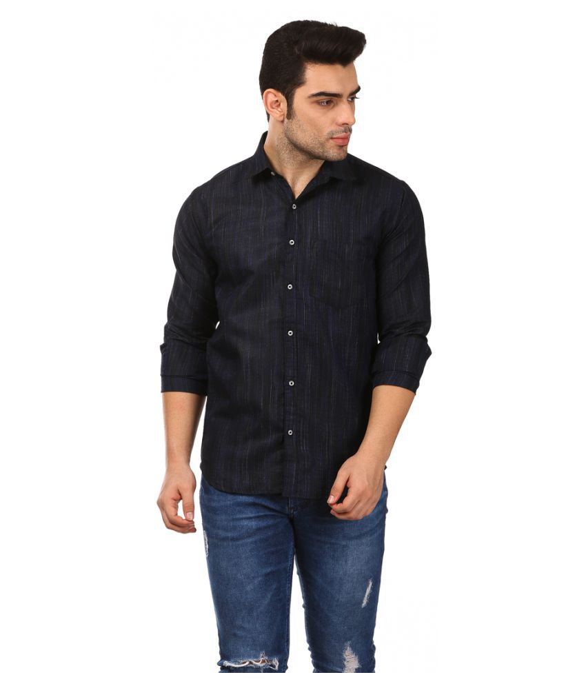Vostro Moda Cotton Blend Shirt