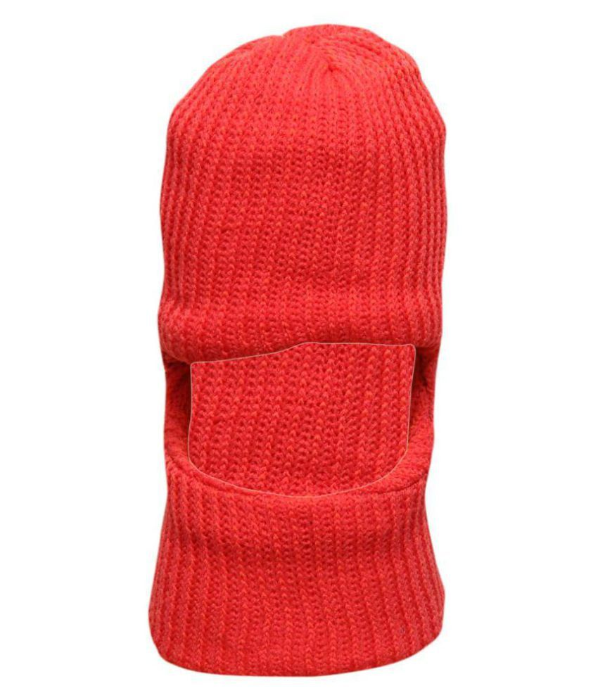 bc45be702 Kids Comfort colourful winter woollen monkey cap (pack of-12)