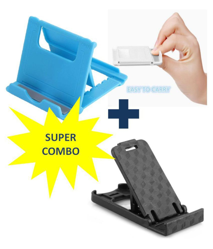 KOBEST Combo of Junkyard Stand + Exclusive New Mobile Holder