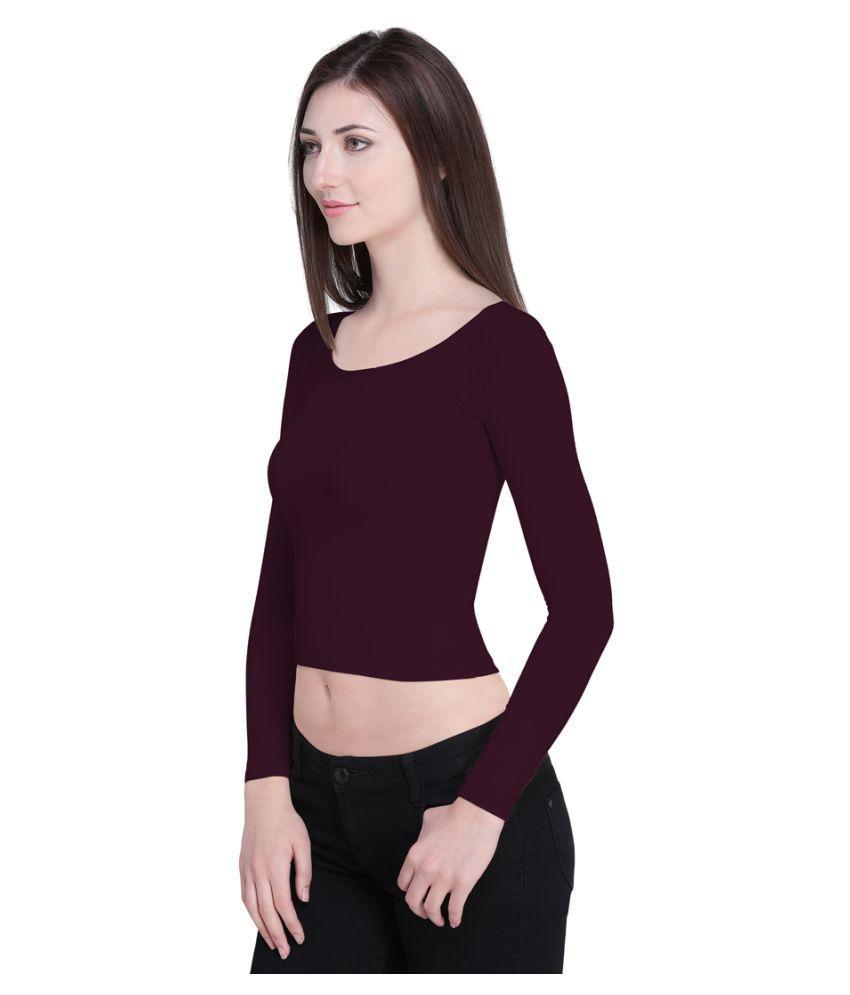 b20bcdd55ada Ziya Cotton Crop Tops - Multi Color - Buy Ziya Cotton Crop Tops ...