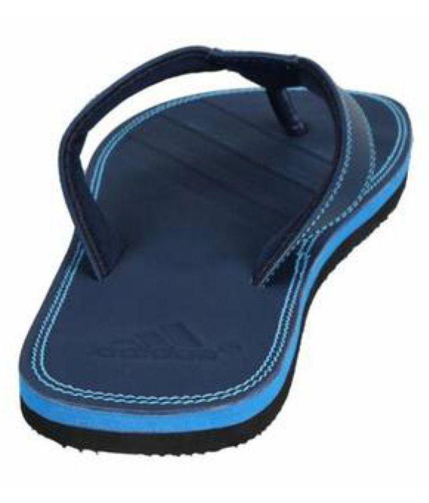 Adidas Blue Thong Flip Flop