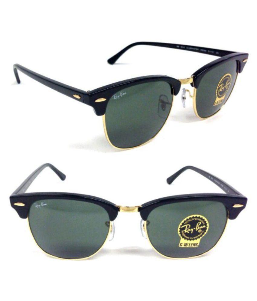 e8c977e438 Rayban Style Sunglasses Black Clubmaster Sunglasses ( 3517 ) - Buy Rayban  Style Sunglasses Black Clubmaster Sunglasses ( 3517 ) Online at Low Price -  ...