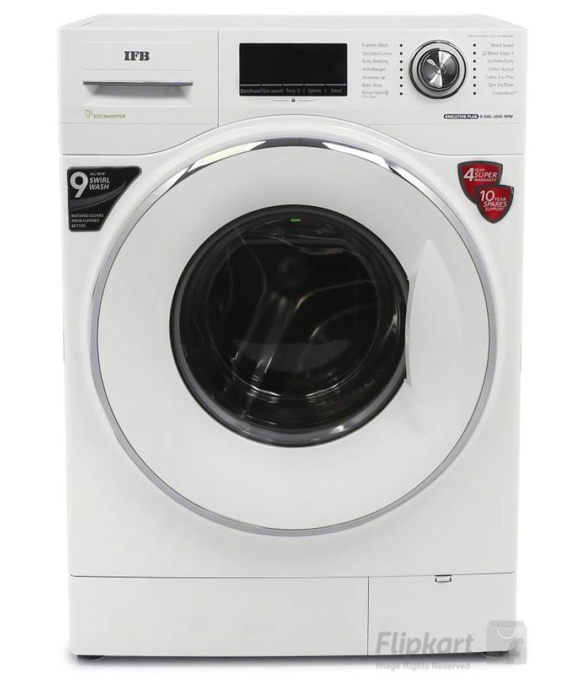 IFB 8.5 Kg Executive Plus VX ID Fully Automatic Fully Automatic Front Load Washing Machine
