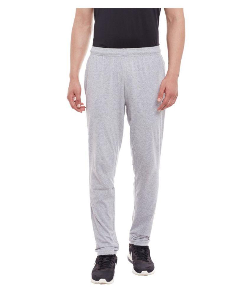 Alcis Men Grey Core Run Pant