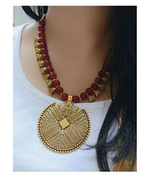 95208aeb5658a Fashion Necklaces Upto 90% OFF: Buy Necklace & Designer Necklaces ...