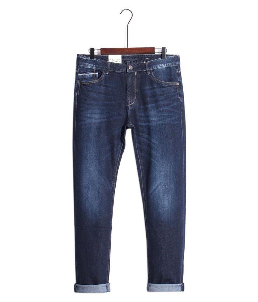 Generic Indigo Blue Jeans