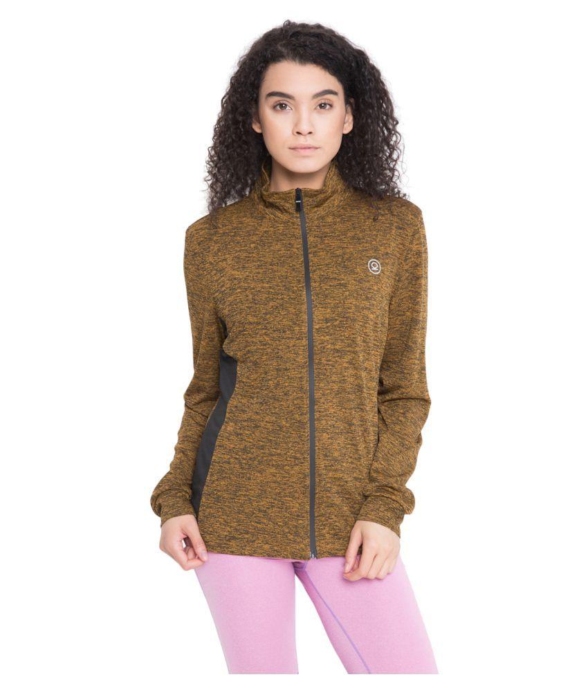 CHKOKKO Sports Gym Running Full Sleeves Zipper Jacket Or Casual Sweatshirts for Women Gym Wear Women/Tight Women/Yoga Dress