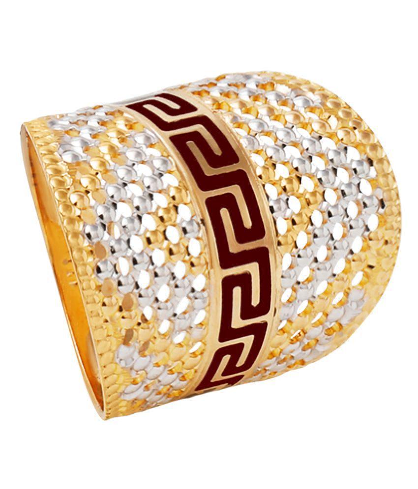 ZAR 22k Yellow Gold Ring
