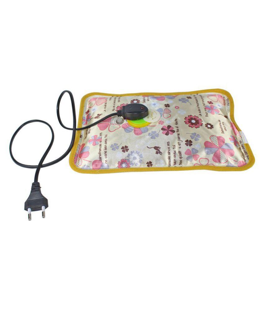 SELVA FRONT Rechargeable Warm Bag Heating GEL MASSAGER Hot Pad