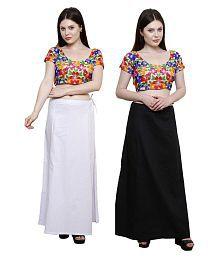 MY TRUST Multicoloured Cotton Petticoat